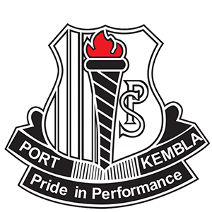 Port Kembla Public School logo